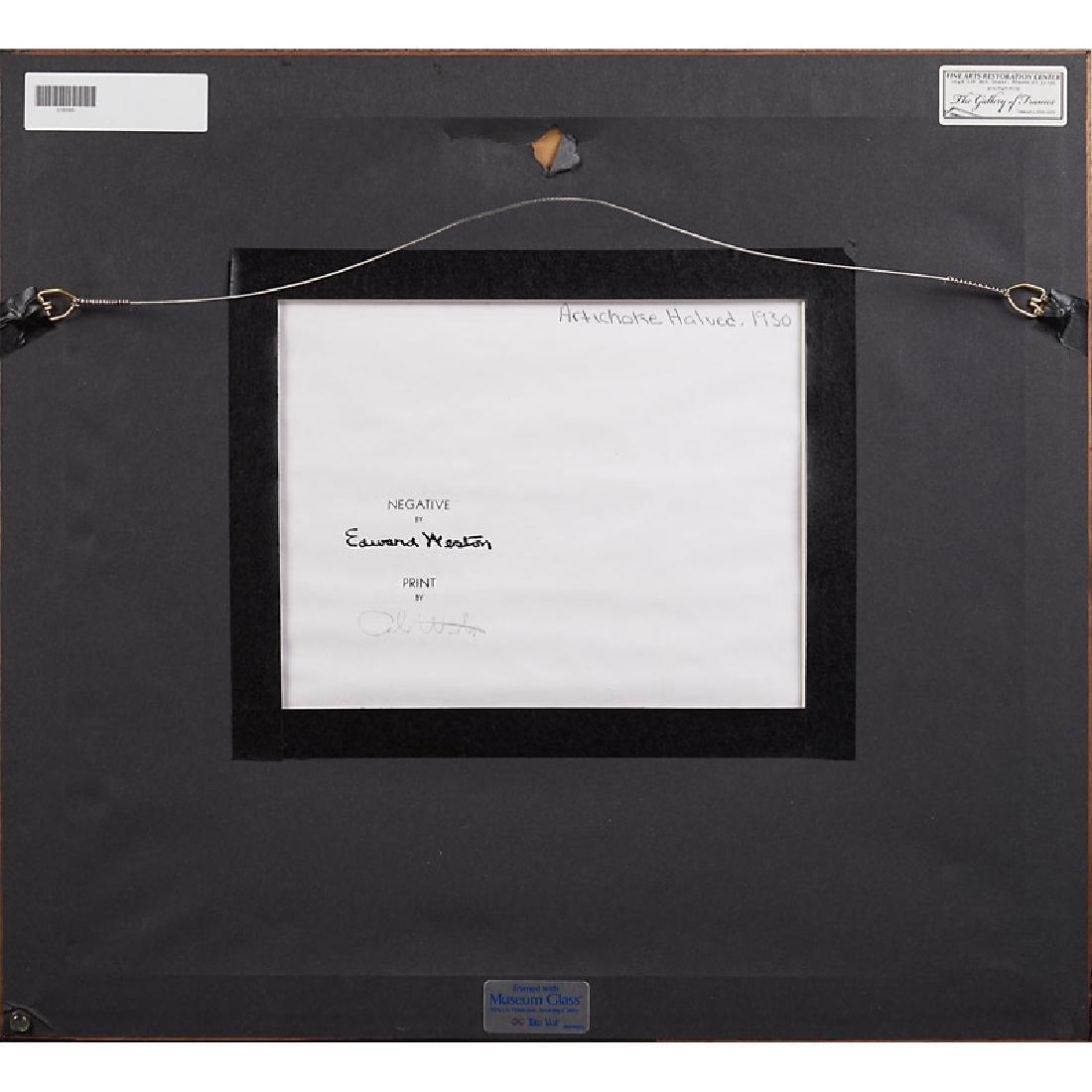 Edward Weston (American, 1886-1958) - 3