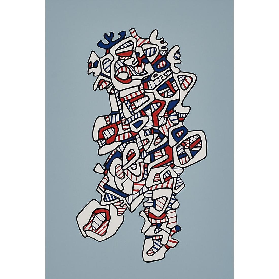 Jean Dubuffet (French, 1901-1985)