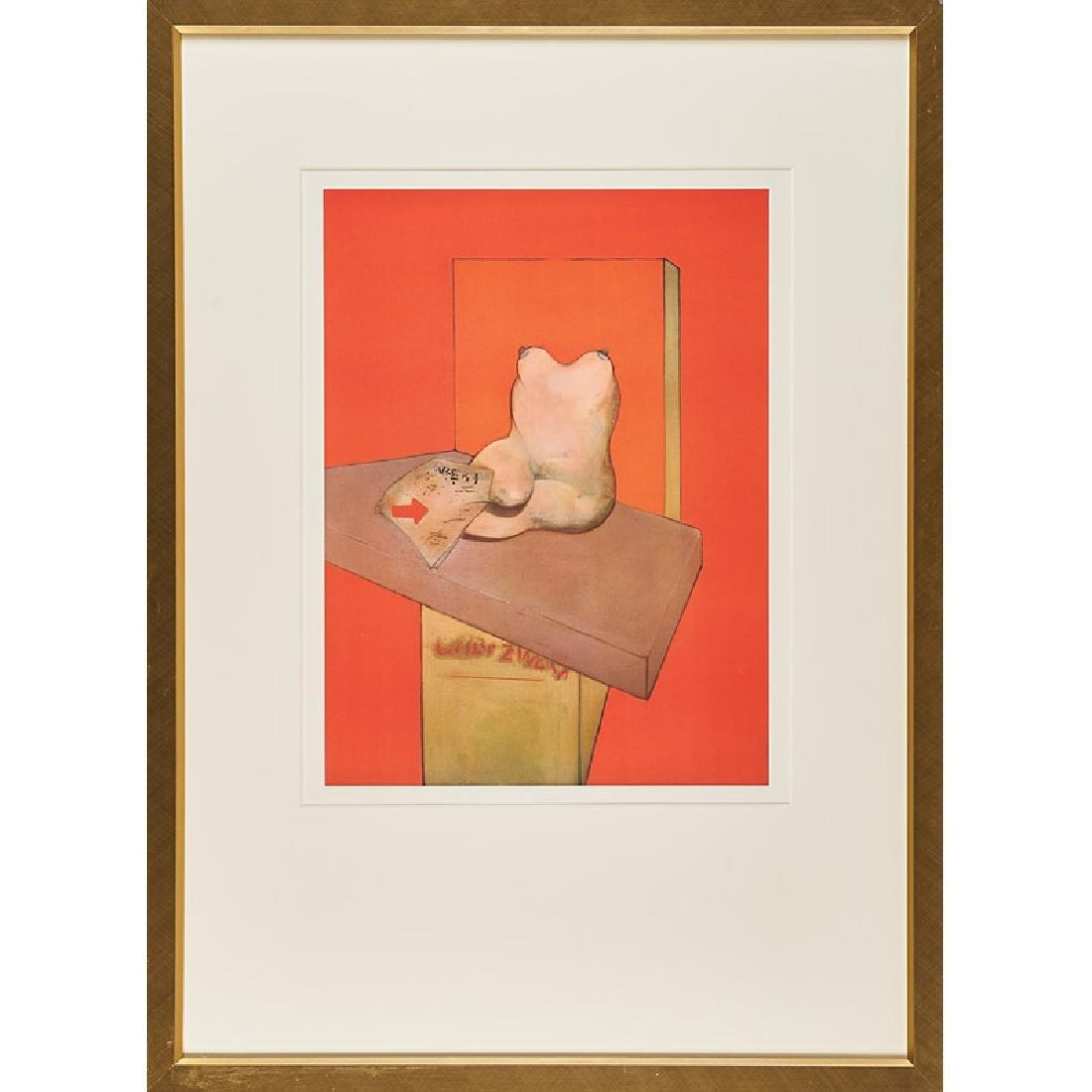 Francis Bacon (British, 1909-1992) - 2