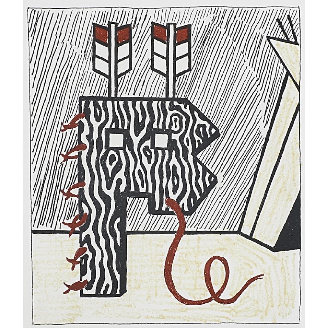Roy Lichtenstein (American, New York 1923–1997)