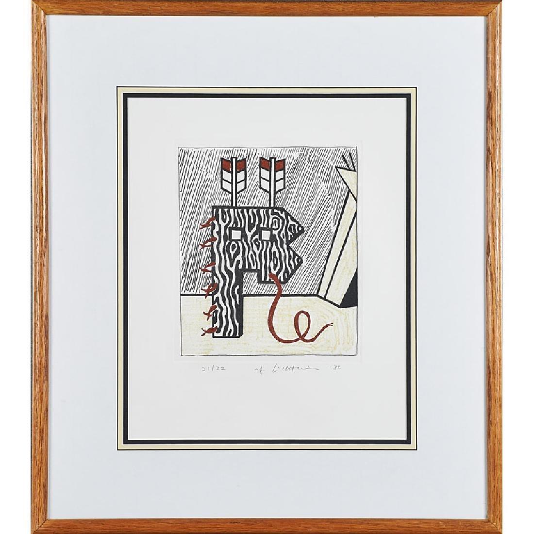 Roy Lichtenstein (American, New York 1923–1997) - 2