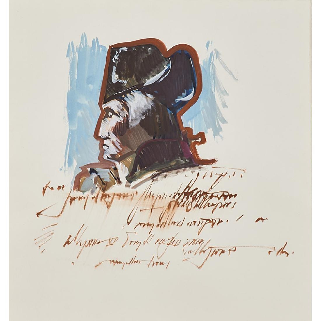 George Deem (American, 1932-2008)