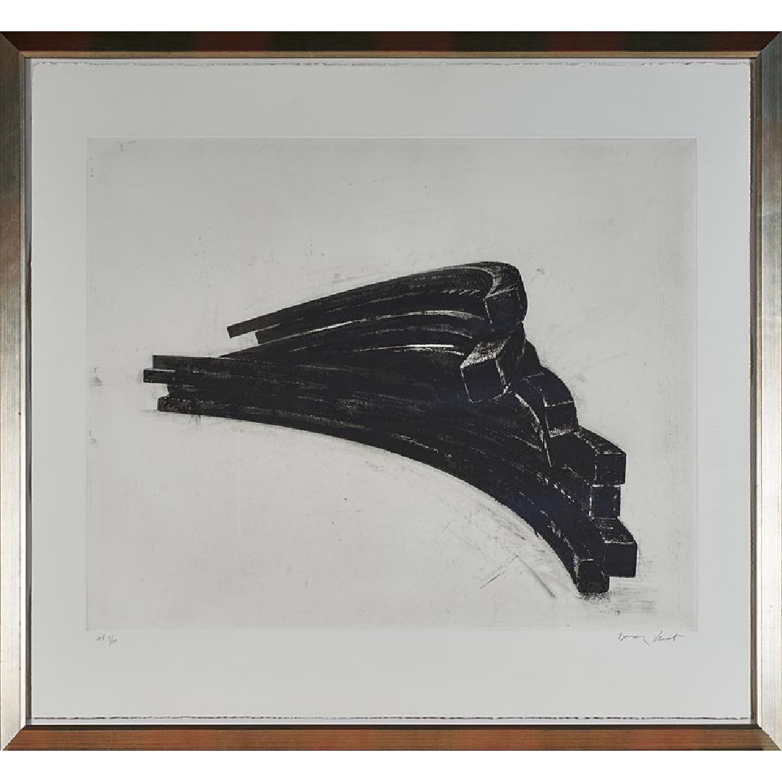 Bernar Venet (French, b. 1941) - 2