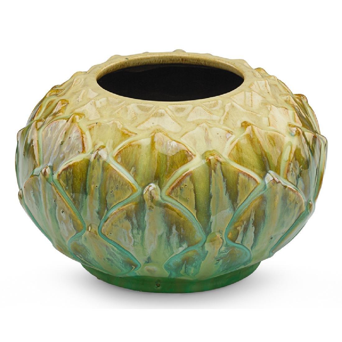FULPER Artichoke vase - 3