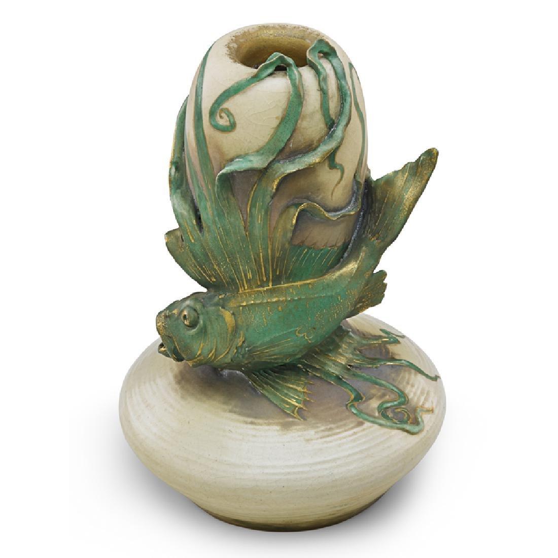 RIESSNER, STELLMACHER & KESSEL Amphora vase - 3