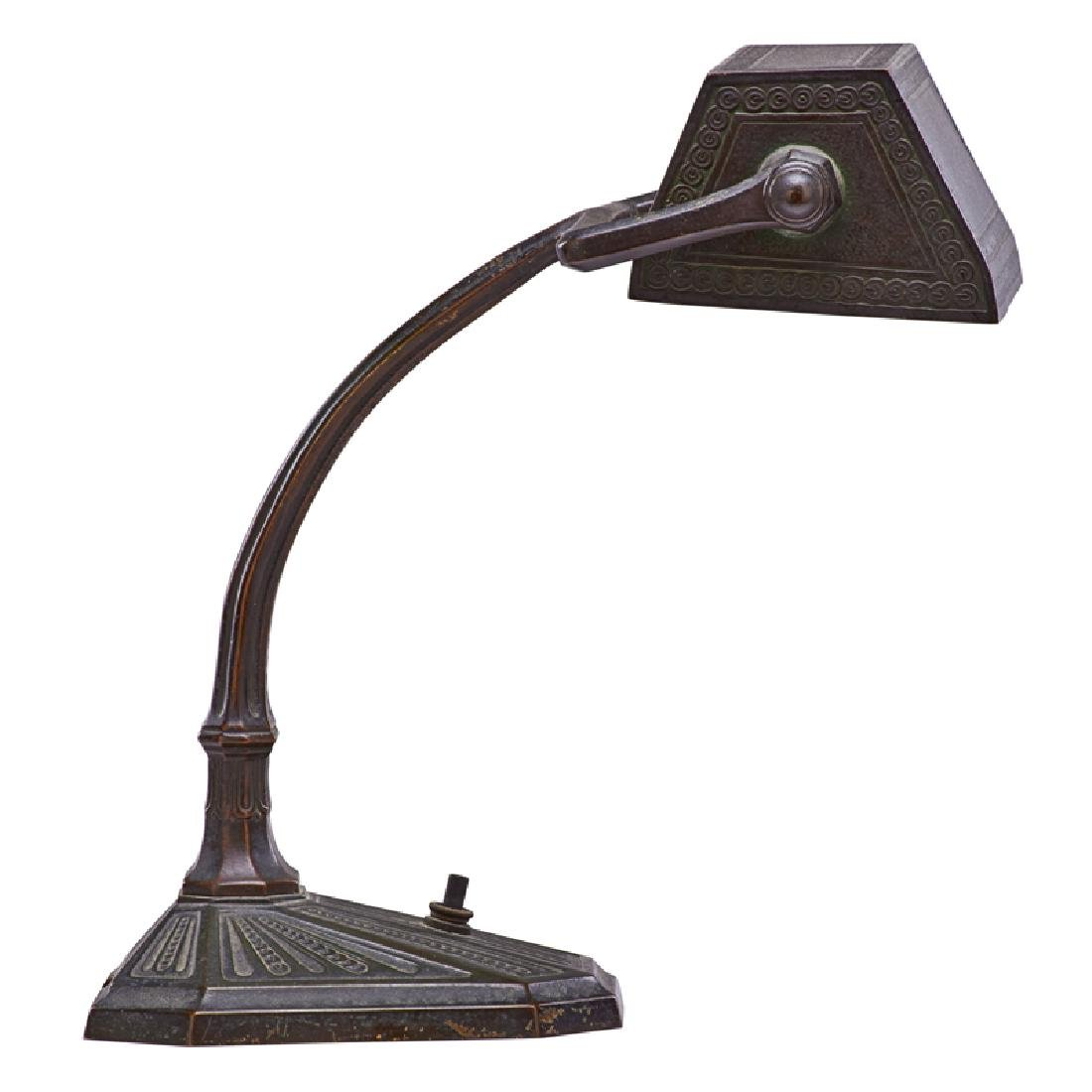 TIFFANY STUDIOS Desk lamp - 2