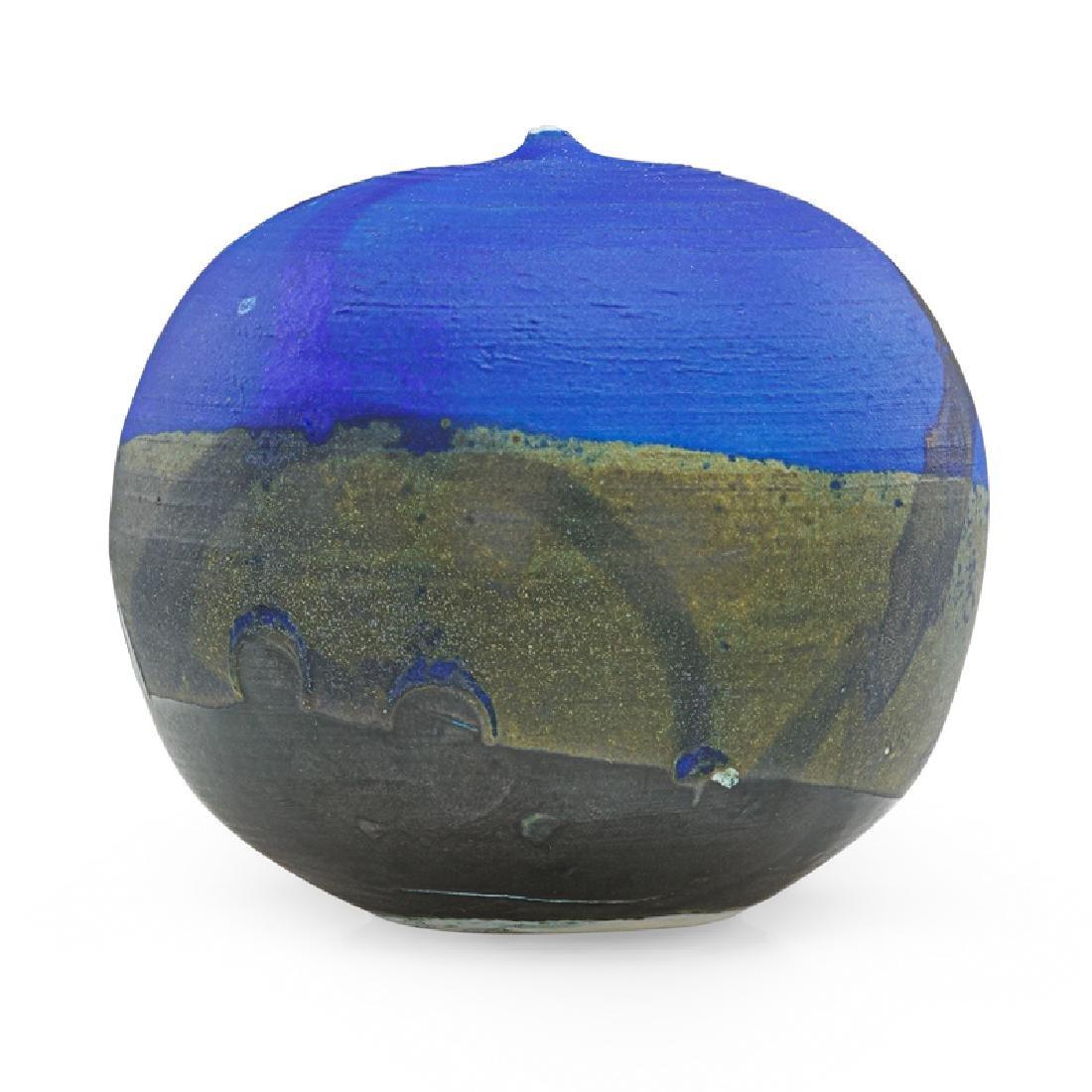 TOSHIKO TAKAEZU Cobalt Moonpot - 2