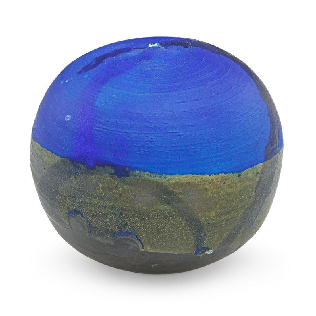 TOSHIKO TAKAEZU Cobalt Moonpot - 3