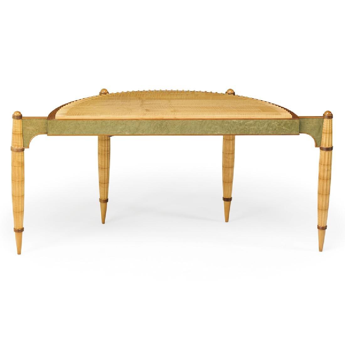 STEPHEN SMITH DANIELL Demi-lune table/desk - 2