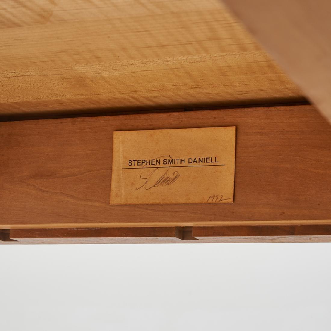 STEPHEN SMITH DANIELL Demi-lune table/desk - 5