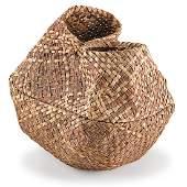 JOHN McQUEEN Large basket