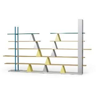 ANDREA BRANZI MEMPHIS Gritti bookcase