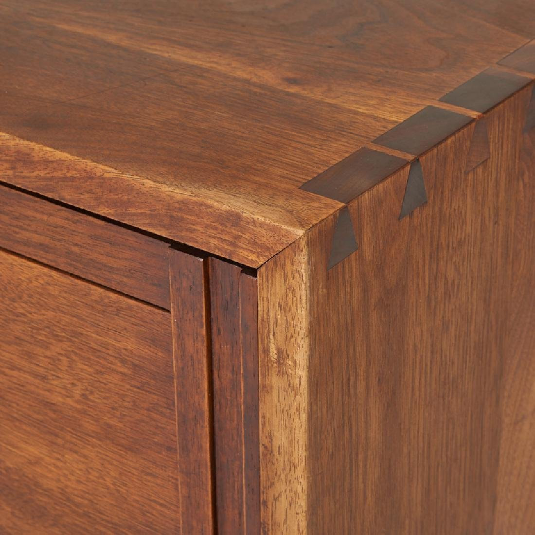 GEORGE NAKASHIMA Sliding Door Cabinet - 8
