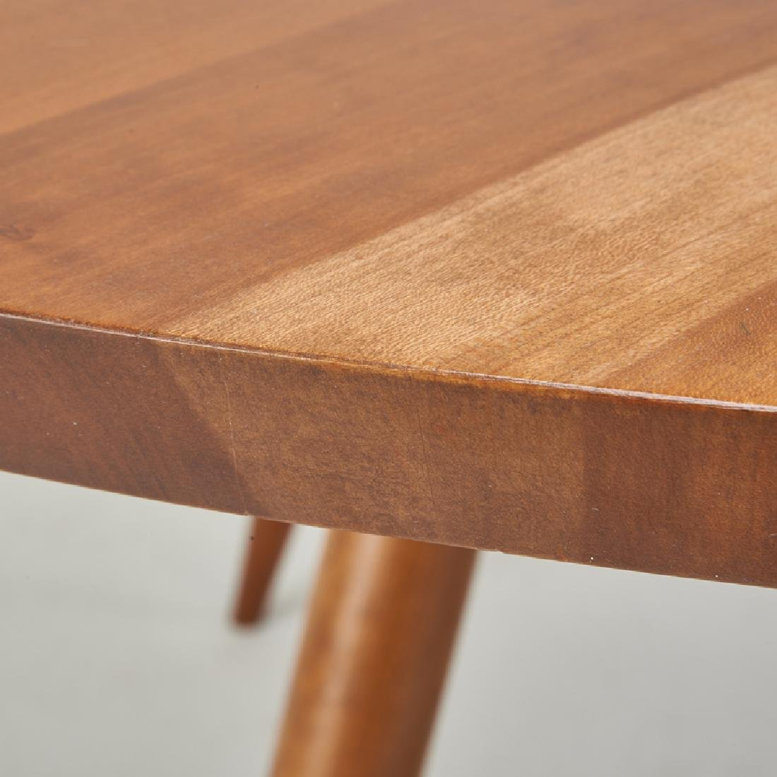 GEORGE NAKASHIMA Turned-Leg dining table - 5