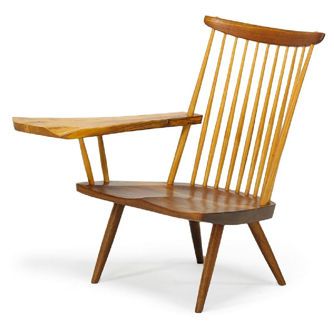 MIRA NAKASHIMA New Chair with Arm