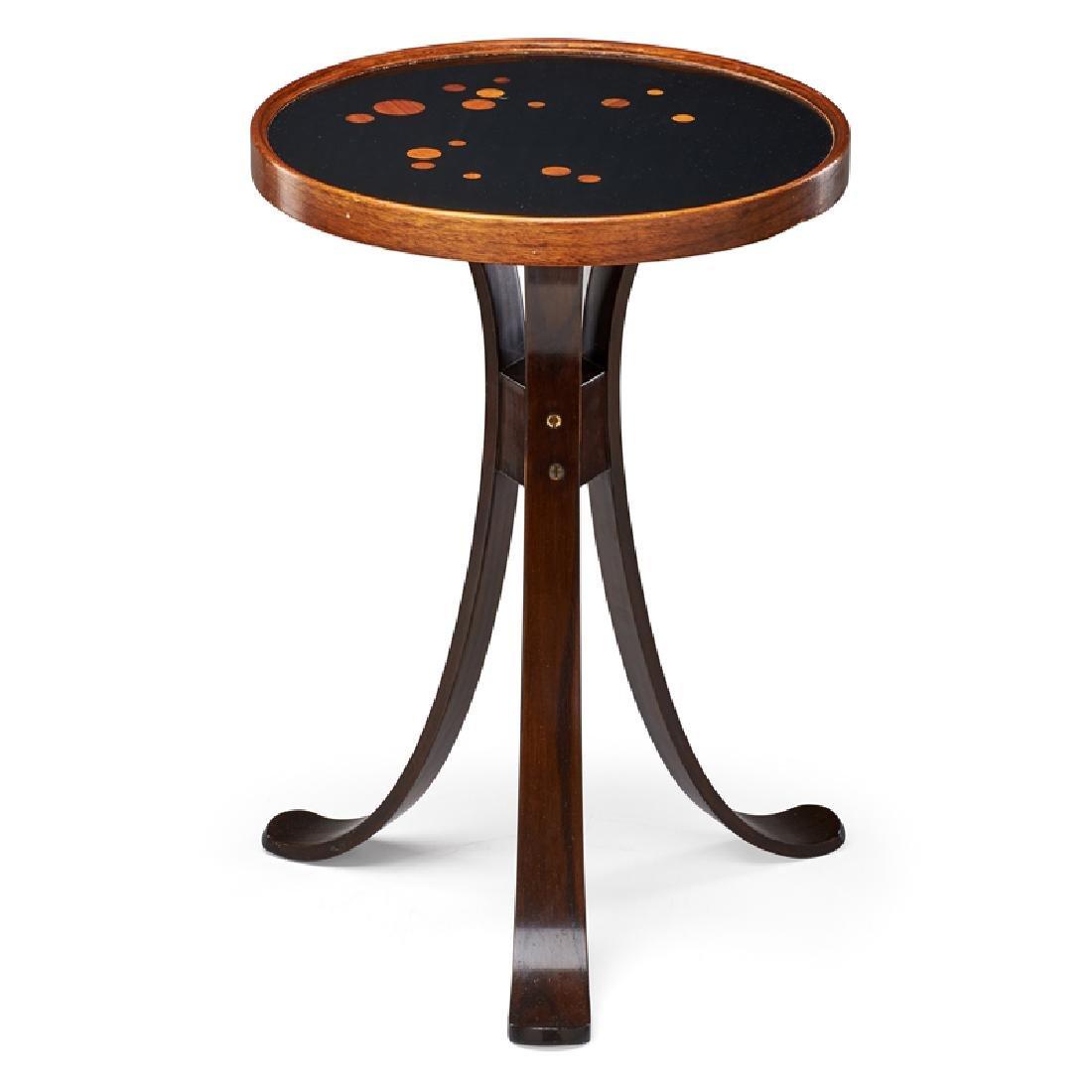 EDWARD WORMLEY  DUNBAR Constellation table