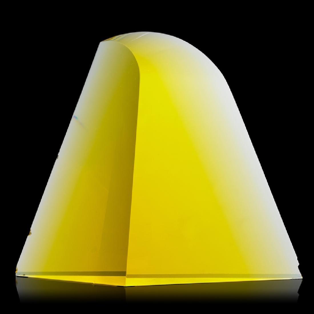 PETR HORA Glass sculpture - 2