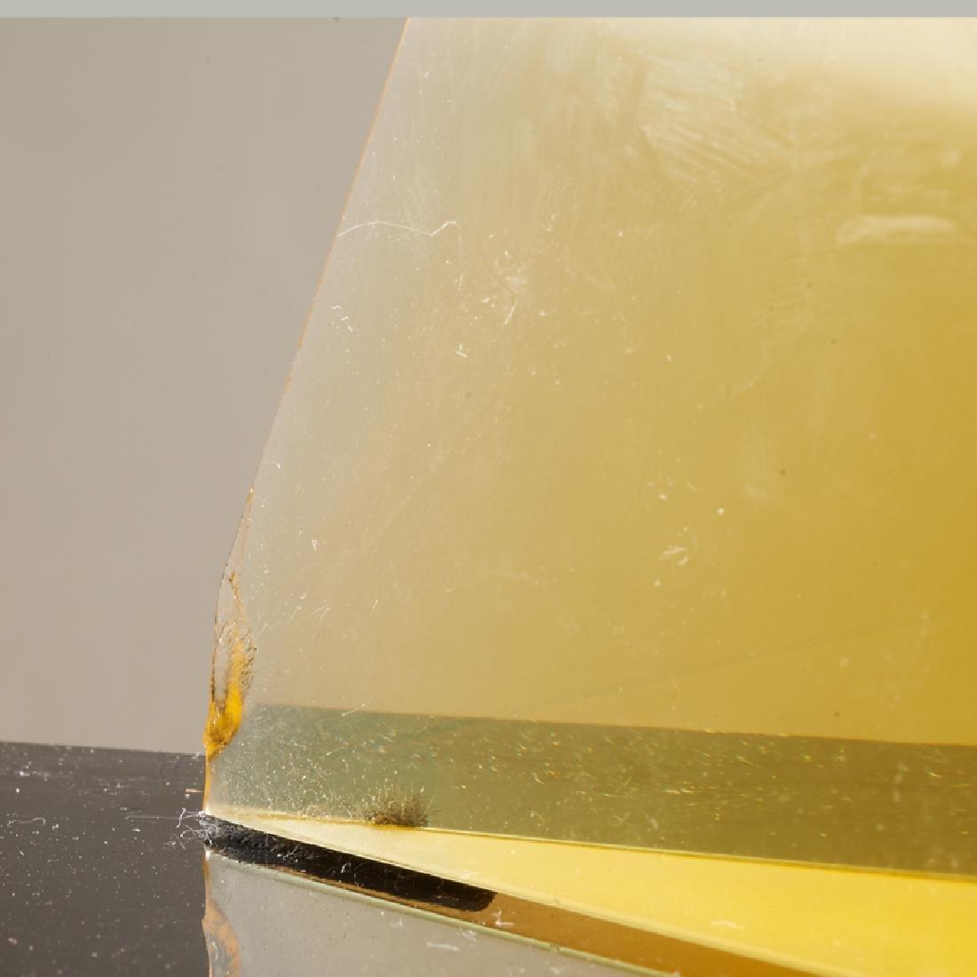 PETR HORA Glass sculpture - 5