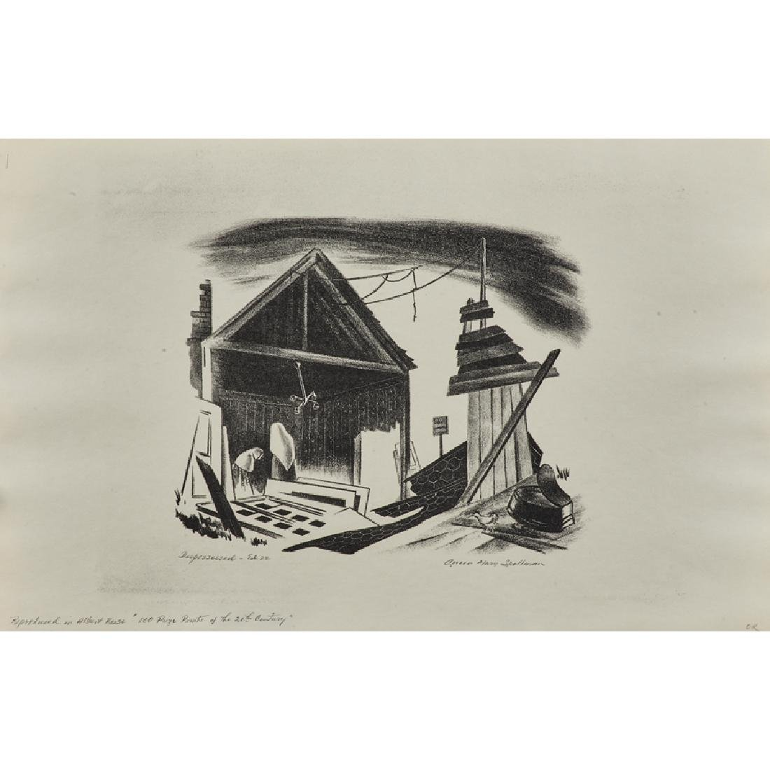 COREEN SPELLMAN (American, 1905-1978) - 2