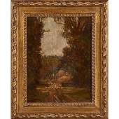 EARLY 20TH C. LANDSCAPE PAINTINGS