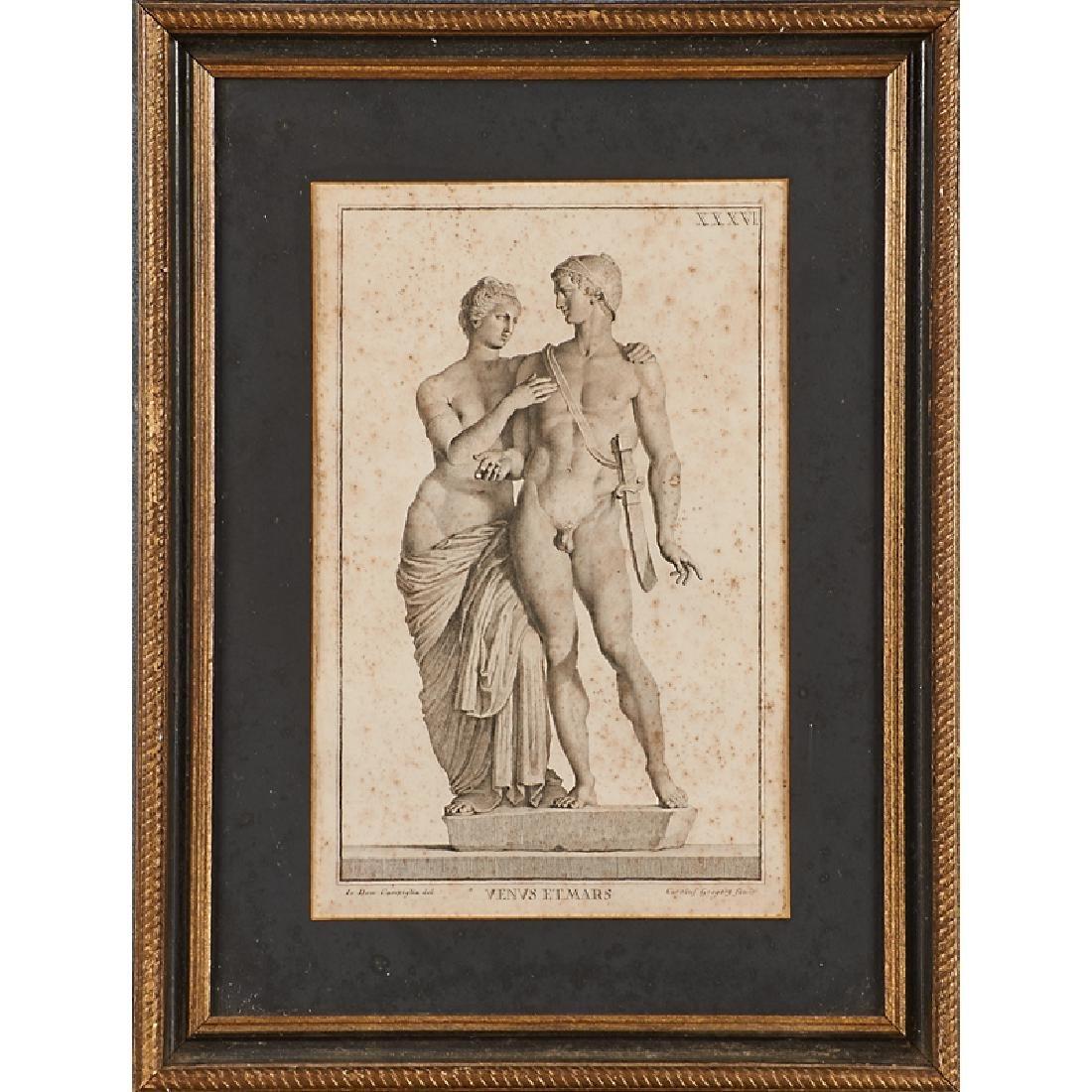 GIOVANNI DOMENICO CAMPIGLIA (Italian, 1692-1768) - 10