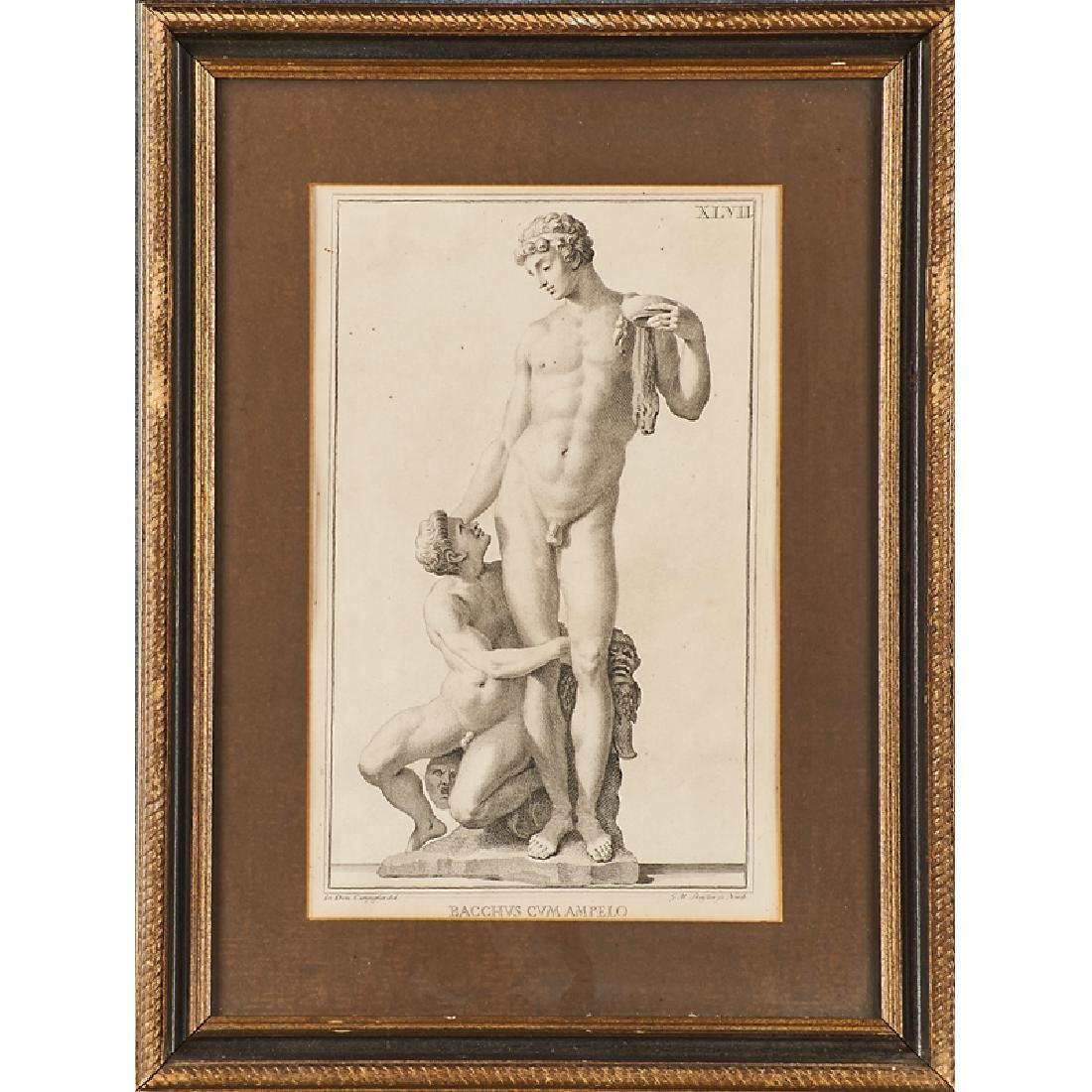 GIOVANNI DOMENICO CAMPIGLIA (Italian, 1692-1768) - 3