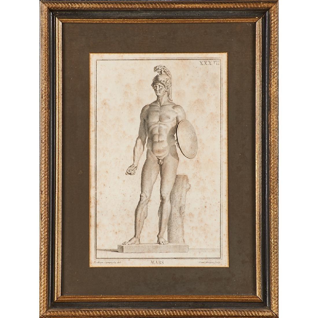 GIOVANNI DOMENICO CAMPIGLIA (Italian, 1692-1768) - 5