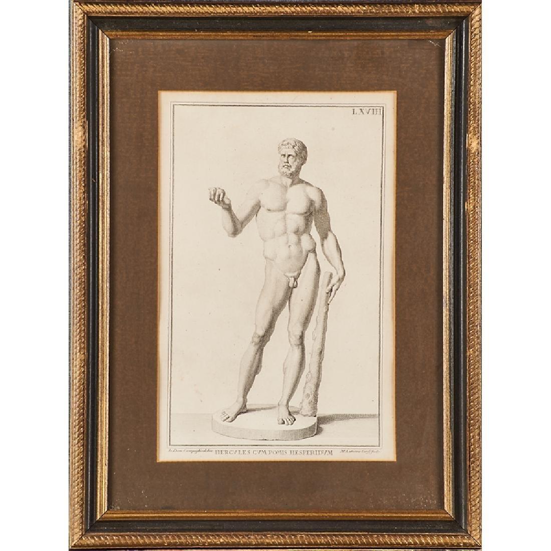 GIOVANNI DOMENICO CAMPIGLIA (Italian, 1692-1768) - 6