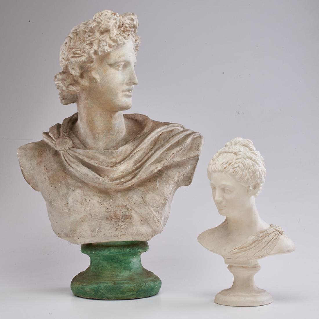 CLASSICAL STYLE SCULPTURE - 2