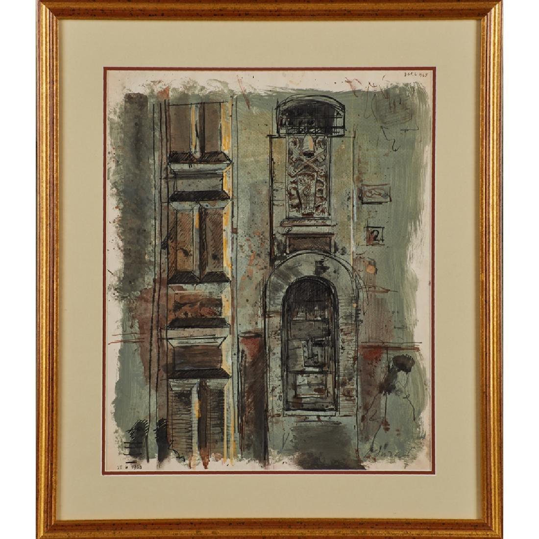 ADOLF KONRAD (American, 1915-2003)