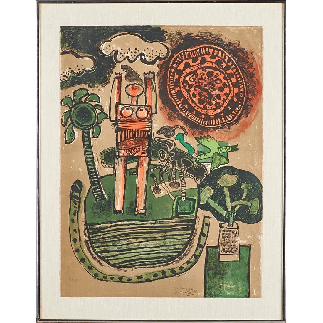 GUILLAUME CORNEILLE (Dutch, 1922-2010)