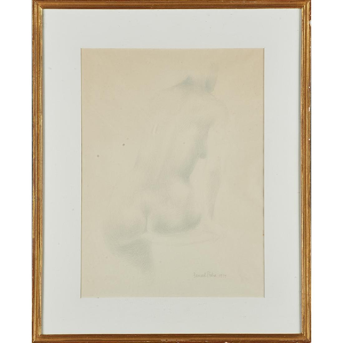 BERNARD PERLIN (American, 1918-2014)