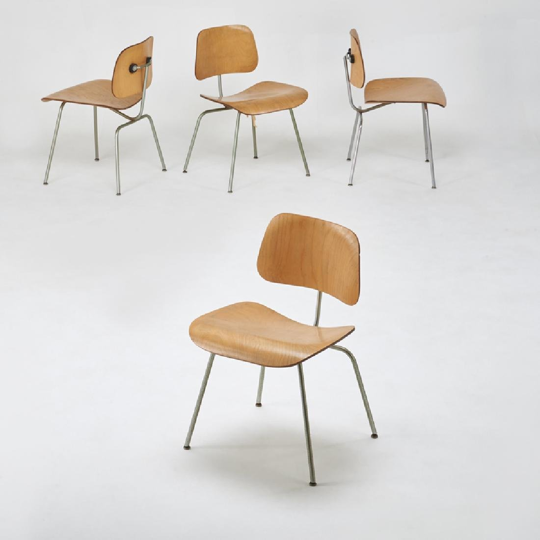 CHARLES & RAY EAMES; GEORGE NELSON/HERMAN MILLER