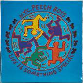KEITH HARING (after)