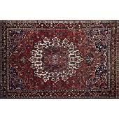 PERSIAN BAHKTIARI Contemporary rug