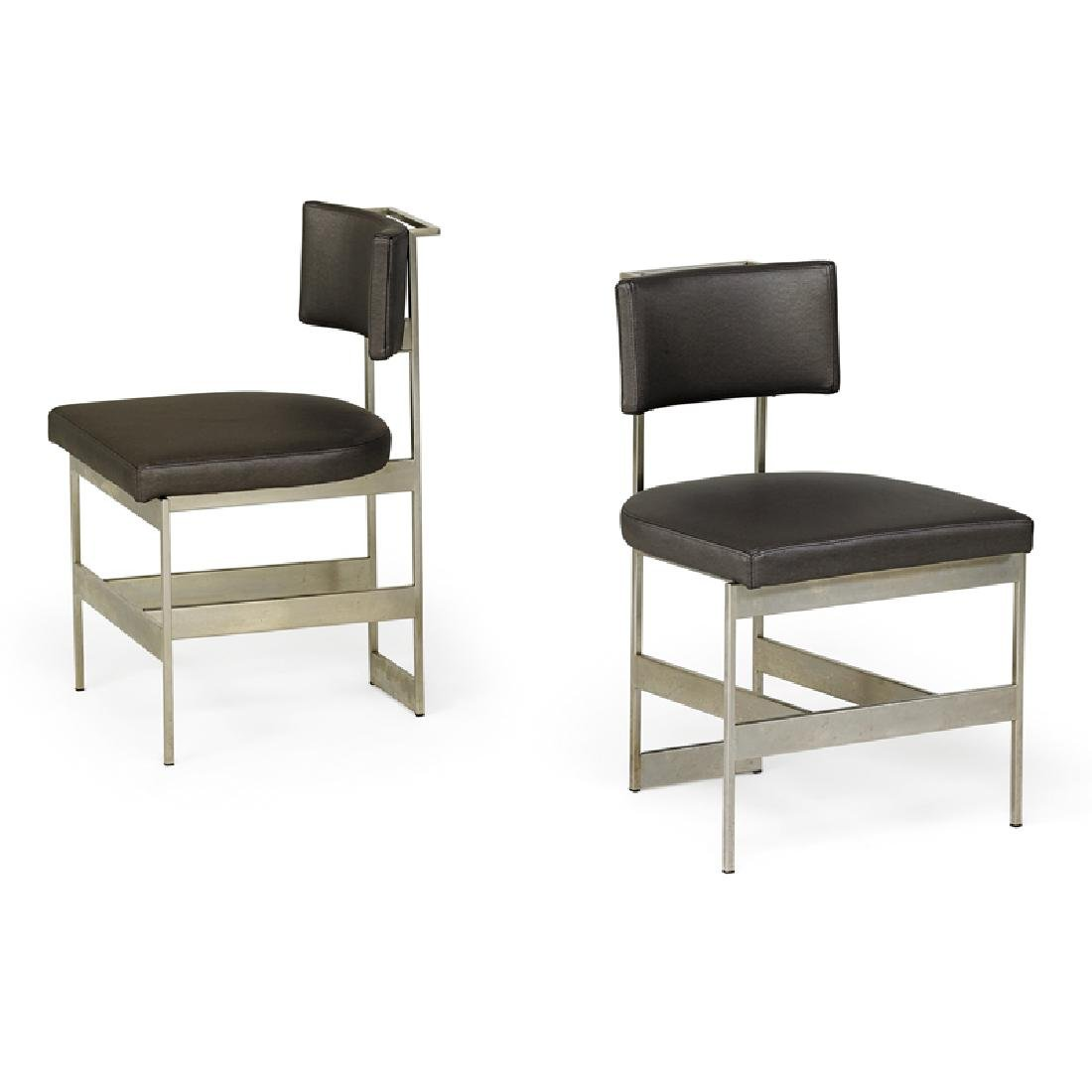 POWELL & BONNELL Two Alto side chairs