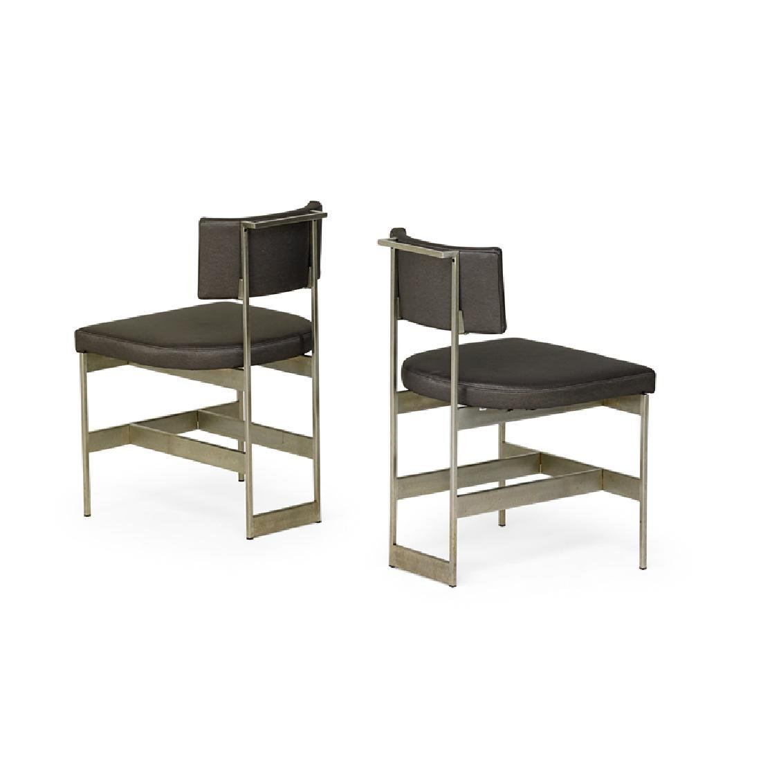 POWELL & BONNELL Two Alto side chairs - 2
