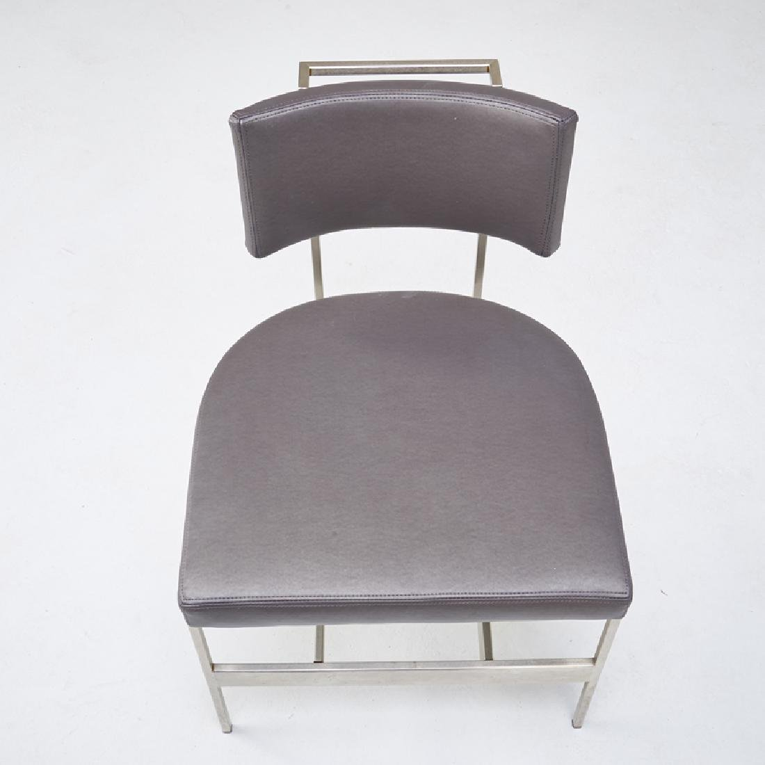 POWELL & BONNELL Two Alto side chairs - 3