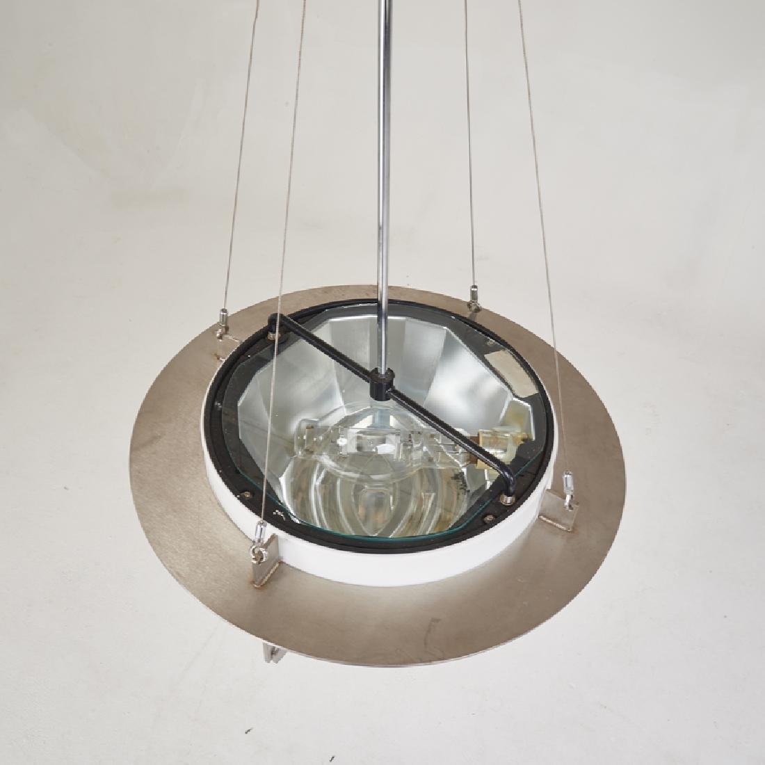 I.M. PEI Pair of chandeliers - 3