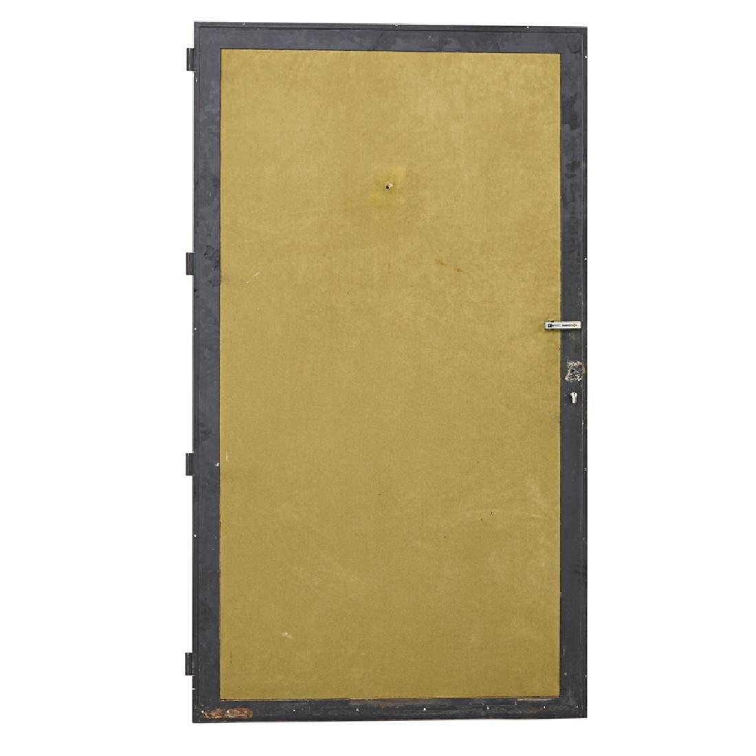 GERMAN Brutalist-style door - 2