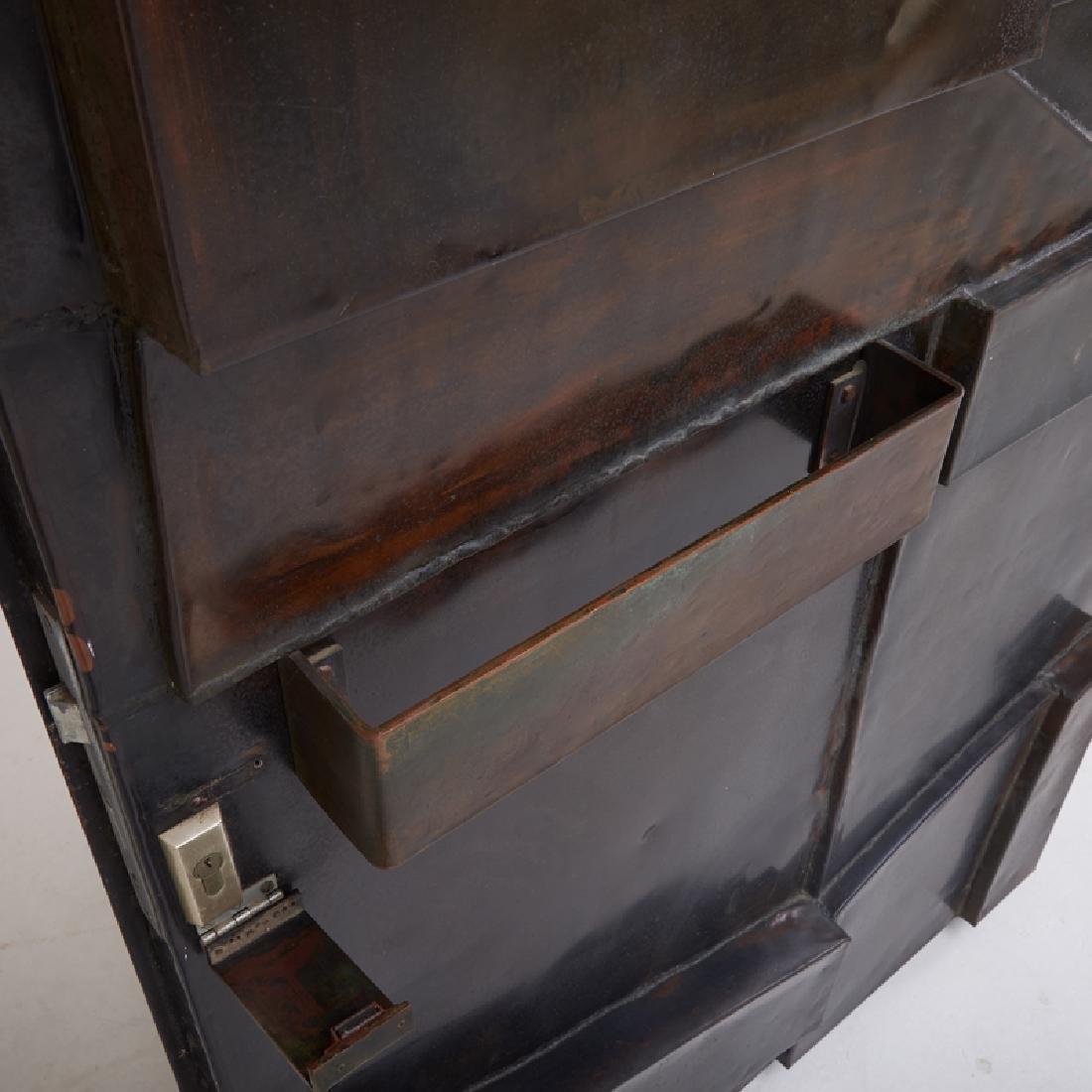 GERMAN Brutalist-style door - 3