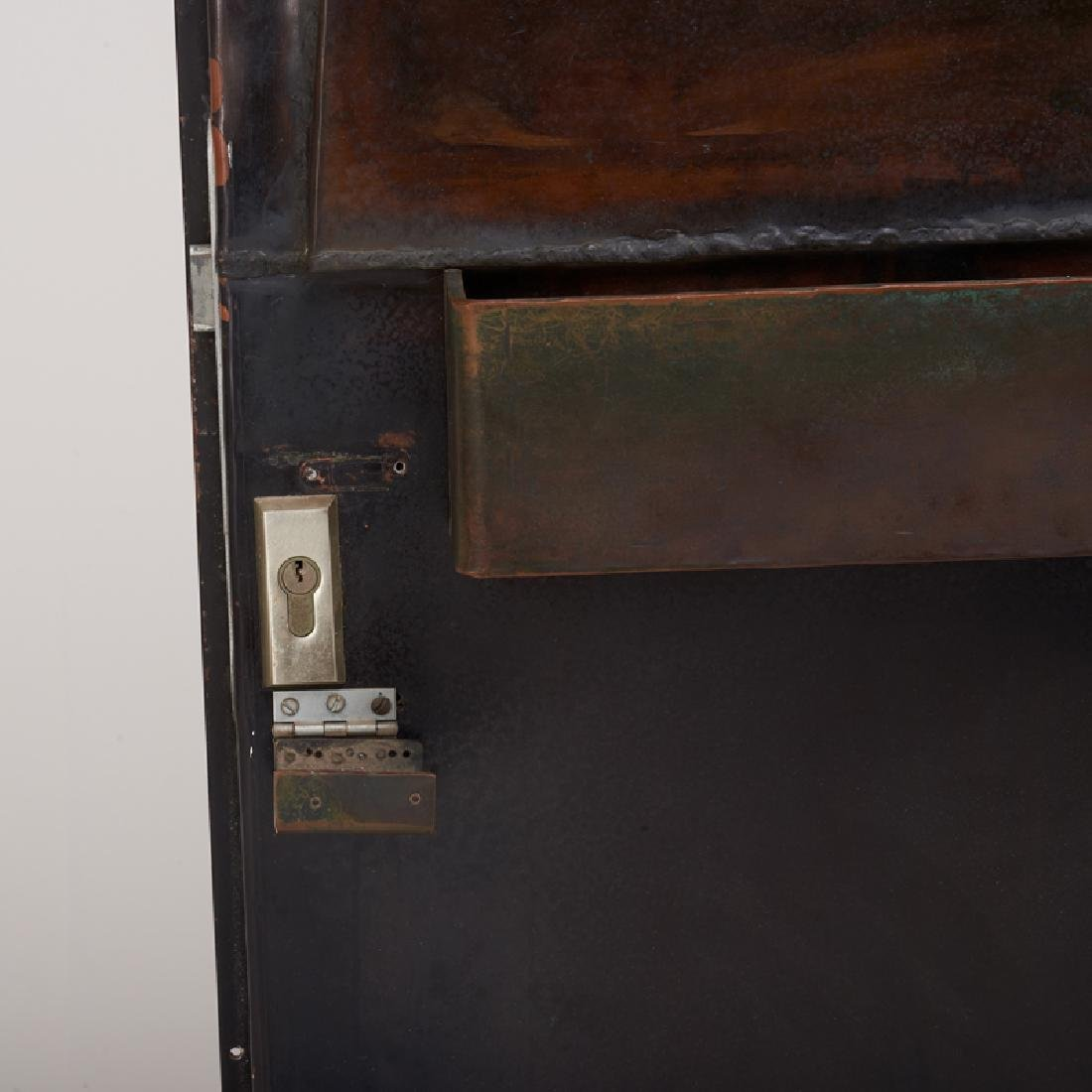 GERMAN Brutalist-style door - 4