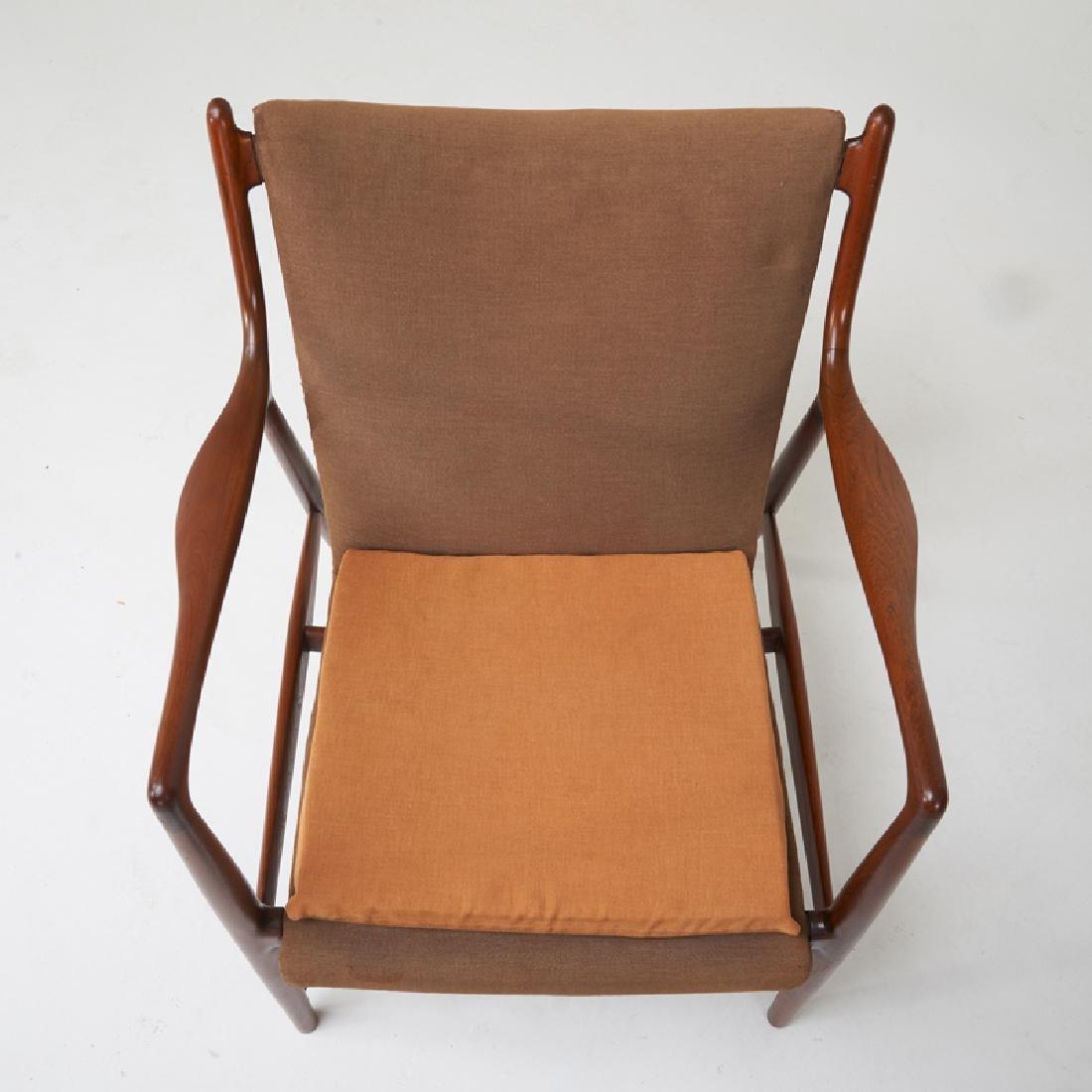 FINN JUHL NV-45 lounge chair - 3
