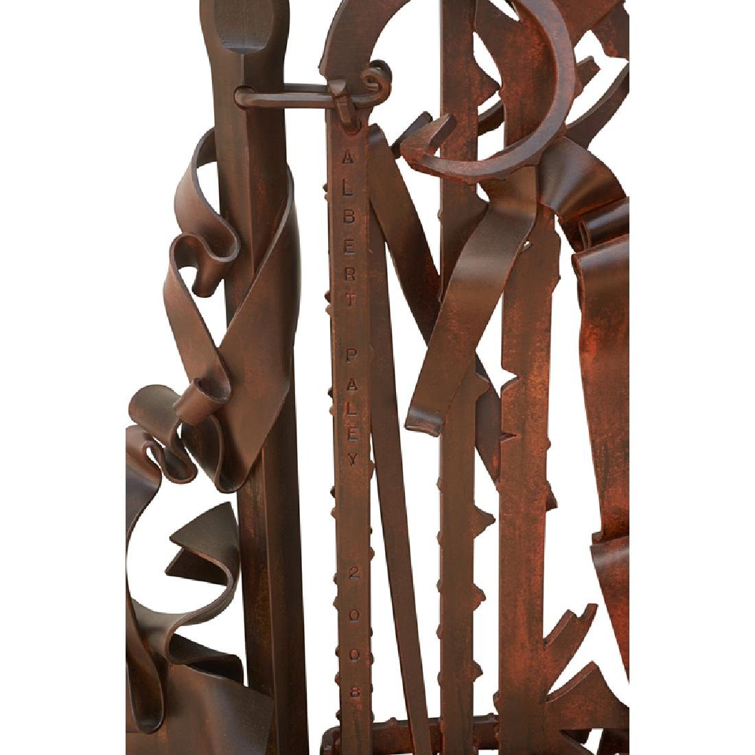 ALBERT PALEY Untitled (Garden Gate) - 4