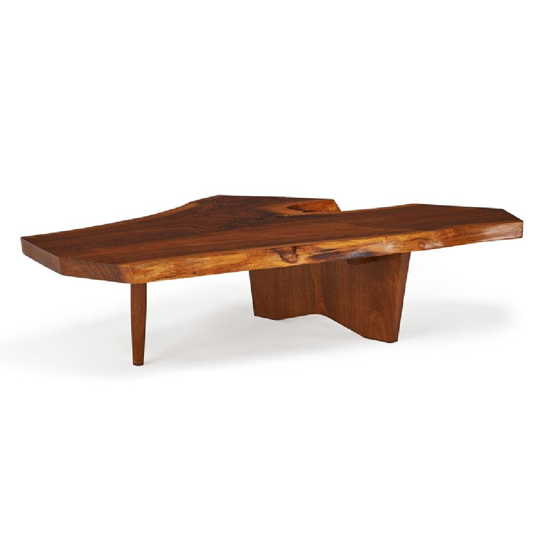 MIRA NAKASHIMA Conoid coffee table