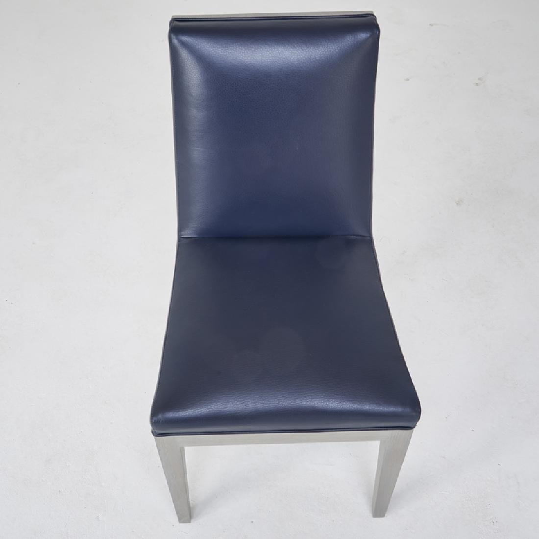 PATRICK NAGGAR; RALPH PUCCI Pair of side chairs - 3