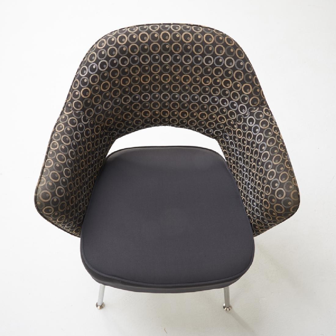 EERO SAARINEN Set of ten Executive armchairs - 2