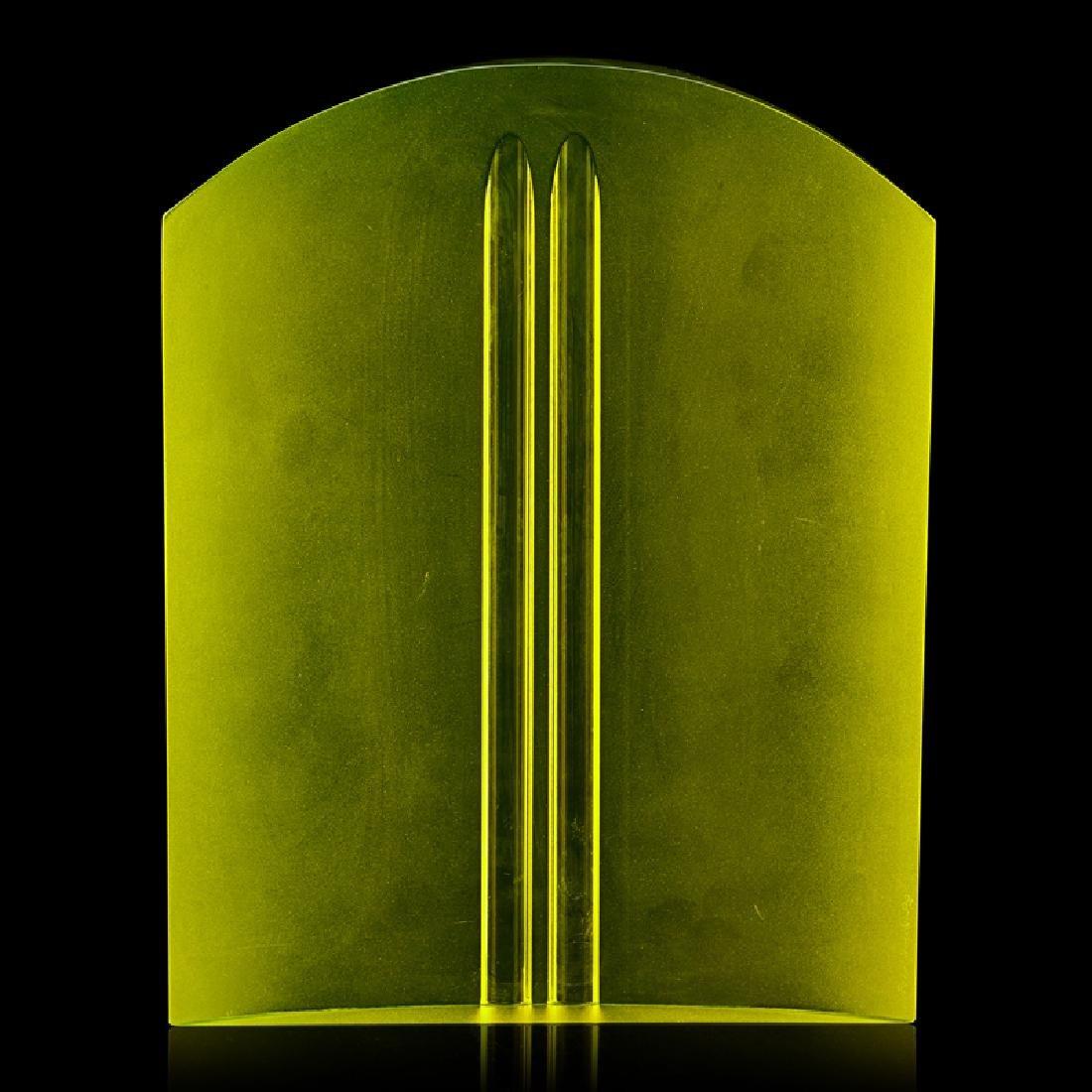 PETR HORA Glass sculpture - 4