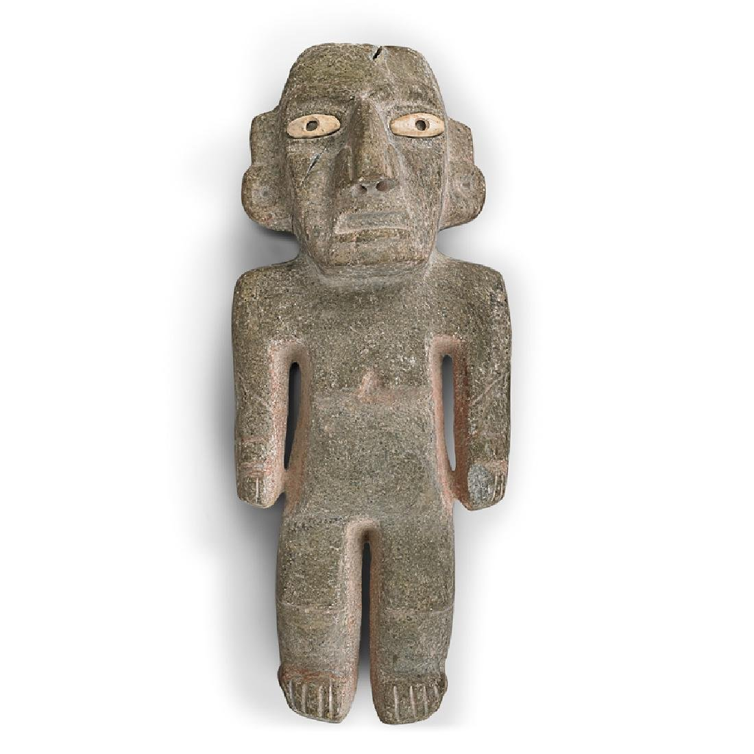 TEOTIHUACAN STYLE, MALE FIGURE, MEXICO
