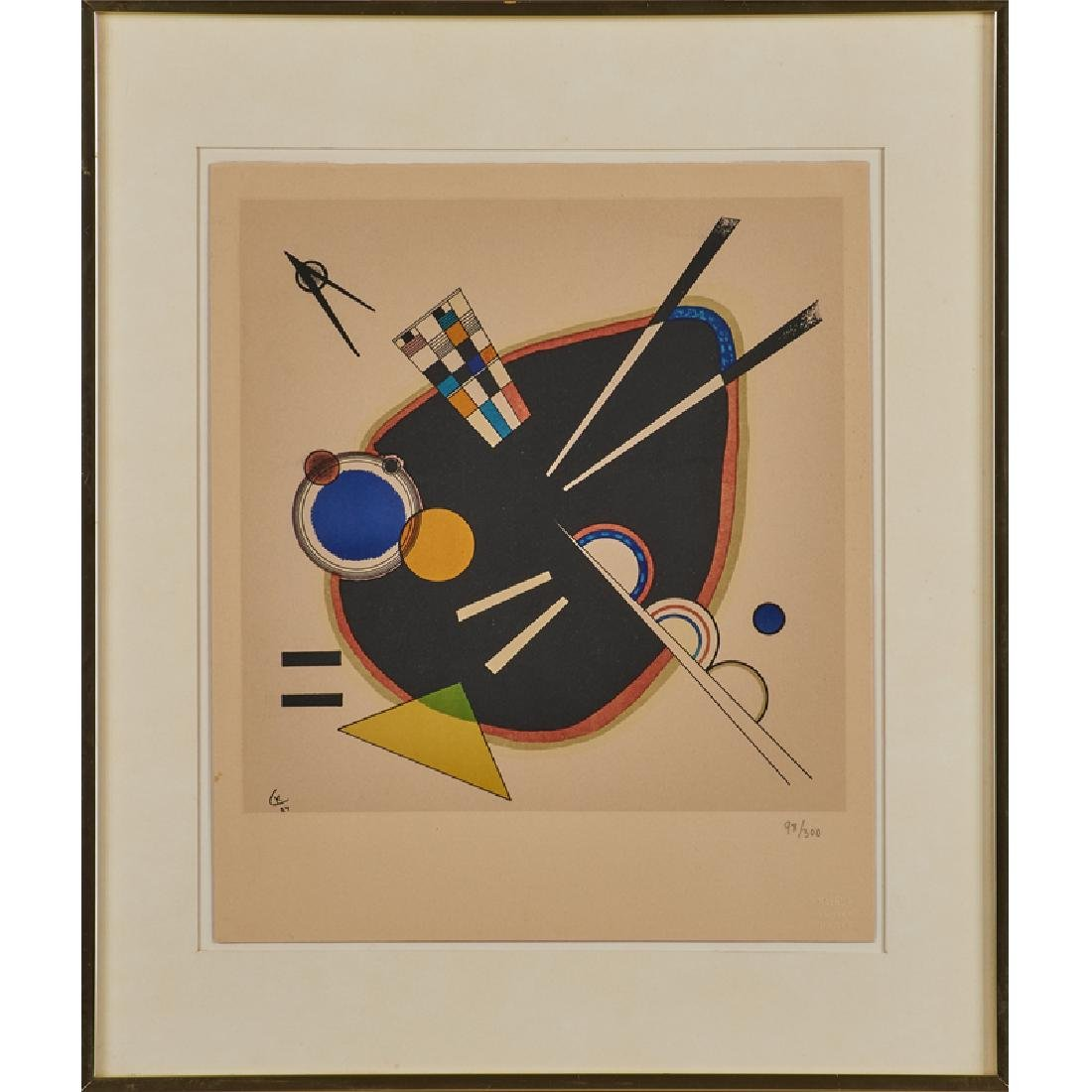 Wassily Kandinsky (Russian, 1866-1944) - 2